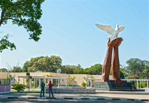 Peace Monument Moxico