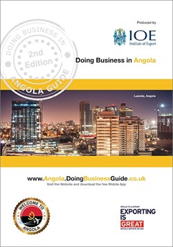Doing Business in Angola Guide cover